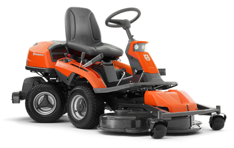 TONDEUSE CONDUCTEUR ASSIS HUSQVARNA R316T 4X4