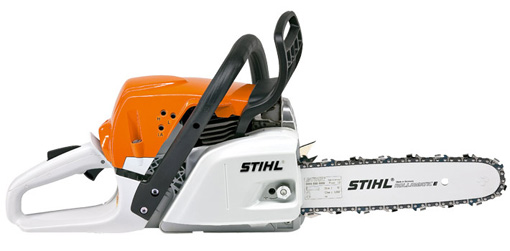 TRONCONNEUSE STIHL 231 GUIDE ROLLO 40cm 325
