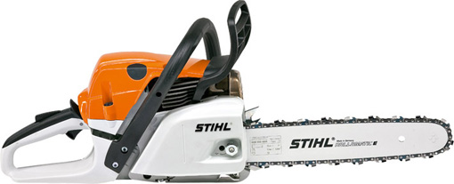 TRONCONNEUSE STIHL 241-C guide 45 ROLLO 325