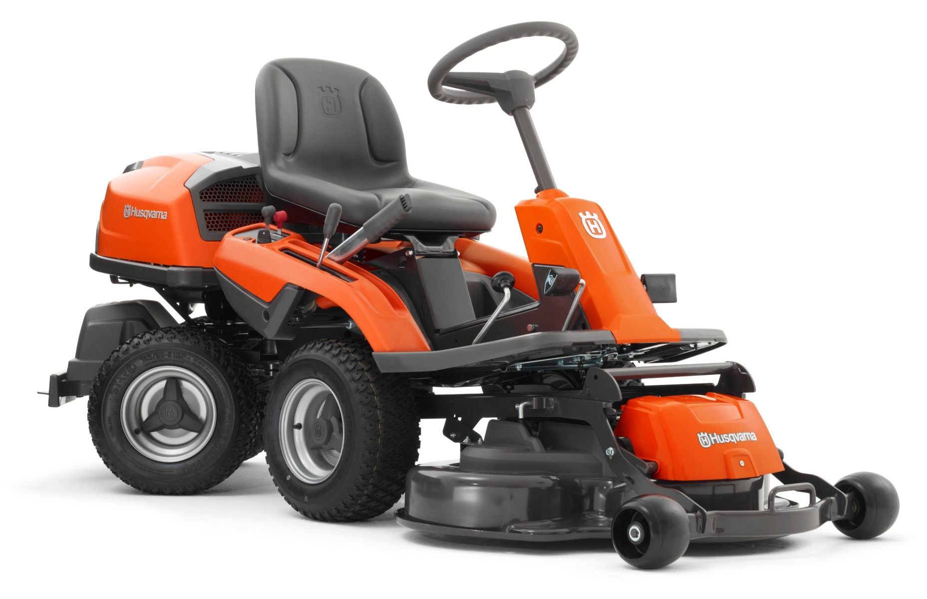 TONDEUSE CONDUCTEUR ASSIS HUSQVARNA 216 4X4 AWD