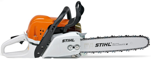 TRONCONNEUSE STIHL 391 GUIDE ROLLO 45cm 3/8